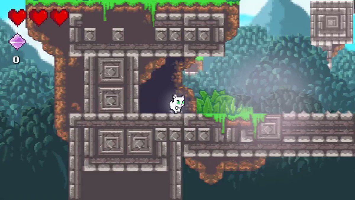 #100daysofGameDev Day 97 #DecadeJam    New hazards! Bear traps and saw blades! Can make some super challenging levels later for sure~  #indiedevWorldOrder #indieDev #indieGameDev #pixelArt #madeWithUnity #indieWorldOrder #game #gamer #hobby #ドット絵 #픽셀아트 #인디게임pic.twitter.com/gPB7d32BGE