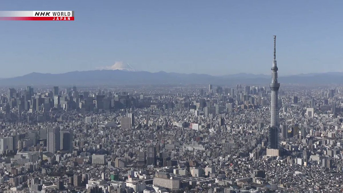A Japanese government panel says #Tokyo would become unable to function as the country's capital in about three hours if a large-scale #eruption of Mount Fuji were to occur. #MtFuji https://www3.nhk.or.jp/nhkworld/en/news/ataglance/…pic.twitter.com/IwEeTVGKaD