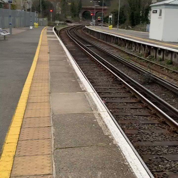 All dead at 6pm #hastings #train  #life #follow #f4f #likeforlikes #followforfollowback #live #coronavirus #pandemic #quiet #COVIDー19pic.twitter.com/oRrILCANAQ