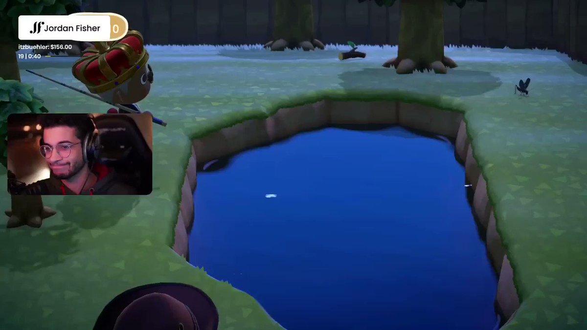 I'm going pro in Animal Crossing! Scrims starting next week 🤩