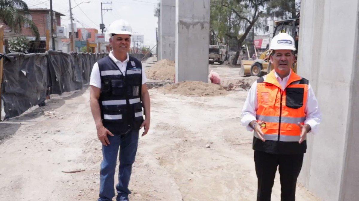 Seguimos tomando medidas responsables, priorizando la salud pero también pensando en la economía de las familias de #Aguascalientes. Por ello, proyectos de obra pública continúan avanzando para que los trabajadores mantengan su fuente de ingreso.  #ContigoAl100