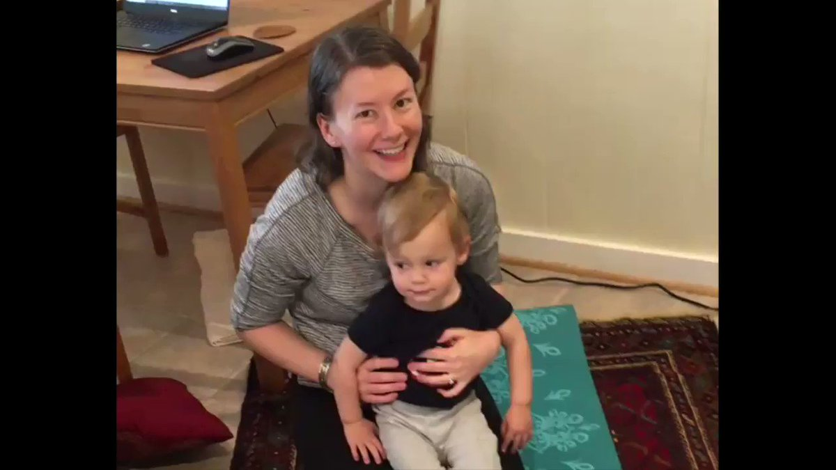 Ms. Kenney and family challenge you to a little yoga today <a target='_blank' href='http://search.twitter.com/search?q=asfschallenge'><a target='_blank' href='https://twitter.com/hashtag/asfschallenge?src=hash'>#asfschallenge</a></a> <a target='_blank' href='https://t.co/E0cI29lFOo'>https://t.co/E0cI29lFOo</a>
