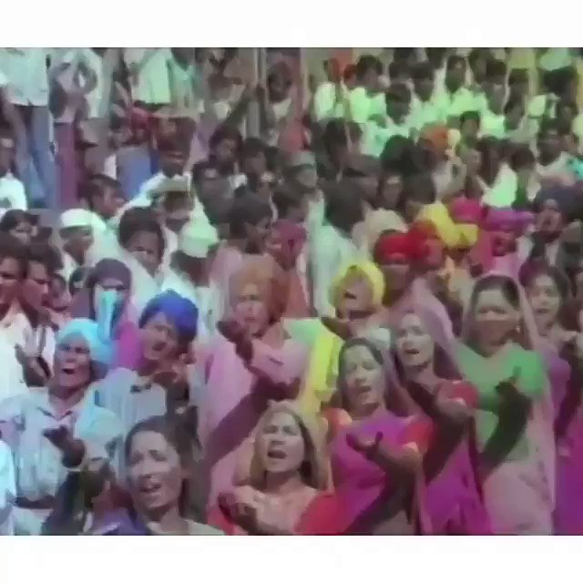 Jai Ram ji ki. Sargam, 1979 shot at Wai, Panchgani, Maharashtra!
