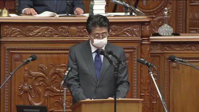 安倍総理「東京五輪が延期となった。人類が新型コロナに打ち勝った証として完全な形で実施出来るようIOCと連携してく」野党「おかしい!」安「オリンピックは来年7/23~8/4、パラリンピックは8/24~9/5に開催が決定した」野「ギャーギャー」日程を言っただけで大騒ぎする野党に呆れる#kokkai