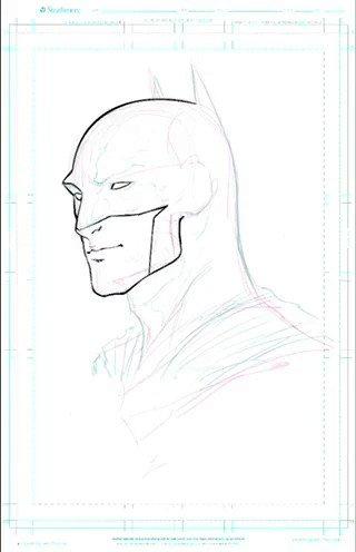 Draw your favourite superhero with our 21 day drawing challenge! @RalviAriyan favourite superhero is Batman, what's yours? #draw21hero #draw #stayathomechallenge #theherocollection #batman #thebatman #sketch #digital #DC #comics #superhero #hero