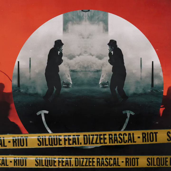 🚨Banger Alert! @Silqueofficial & @DizzeeRascal are here with RIOT 💥 stmpd.co/O2WljTW