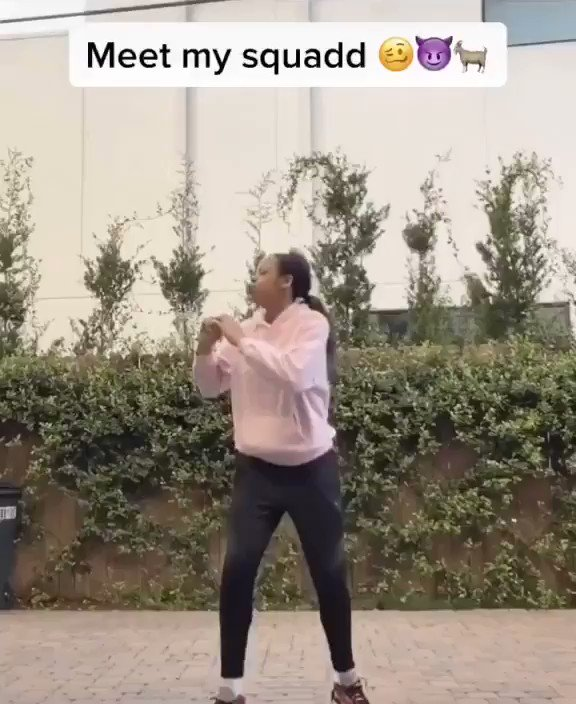 Whole lottaaa GOATS in one video fr 🐐 (via @OnealMearah)