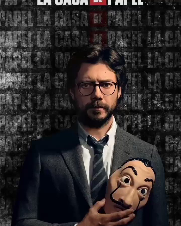 Image for the Tweet beginning: #LaCasaDePapel4 mi #top5 de personajes
