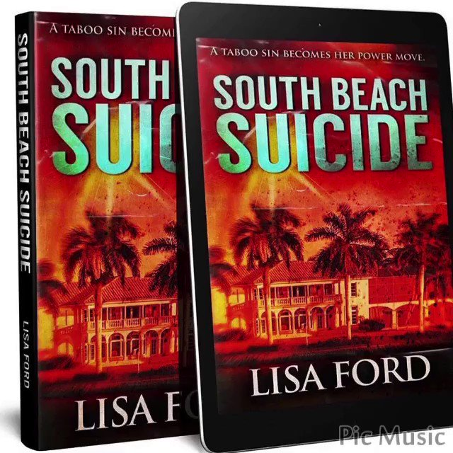 #Florida, #SouthBeach's #1 novella #southbeachsuicide on sale now on #Amazon!!Read the secret letters written by hardcore gangsters who drove a #Miami cartel queen to suicide? Or was she murdered. Get your copy NOW while you #StayHome A must have!!..  https://tinyurl.com/vke8fzkpic.twitter.com/gIkVwMFpCU