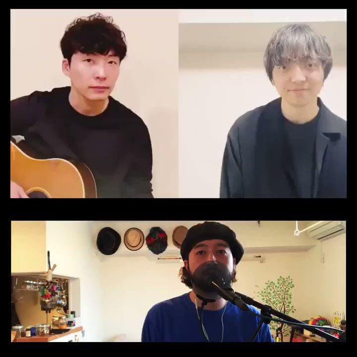 #自粛おうちコラボwith @gen_senden @DAICHIMIURAinfo インスタに星野源さんが「家でじっとしていたらこんな曲ができました」と載せた動画に、三浦大知さんが歌とダンスを乗せて投稿、、ってこれはもう僕もビートボックス入るしかないでしょー!よしてー!混ぜてー!失礼します!#うちで踊ろう