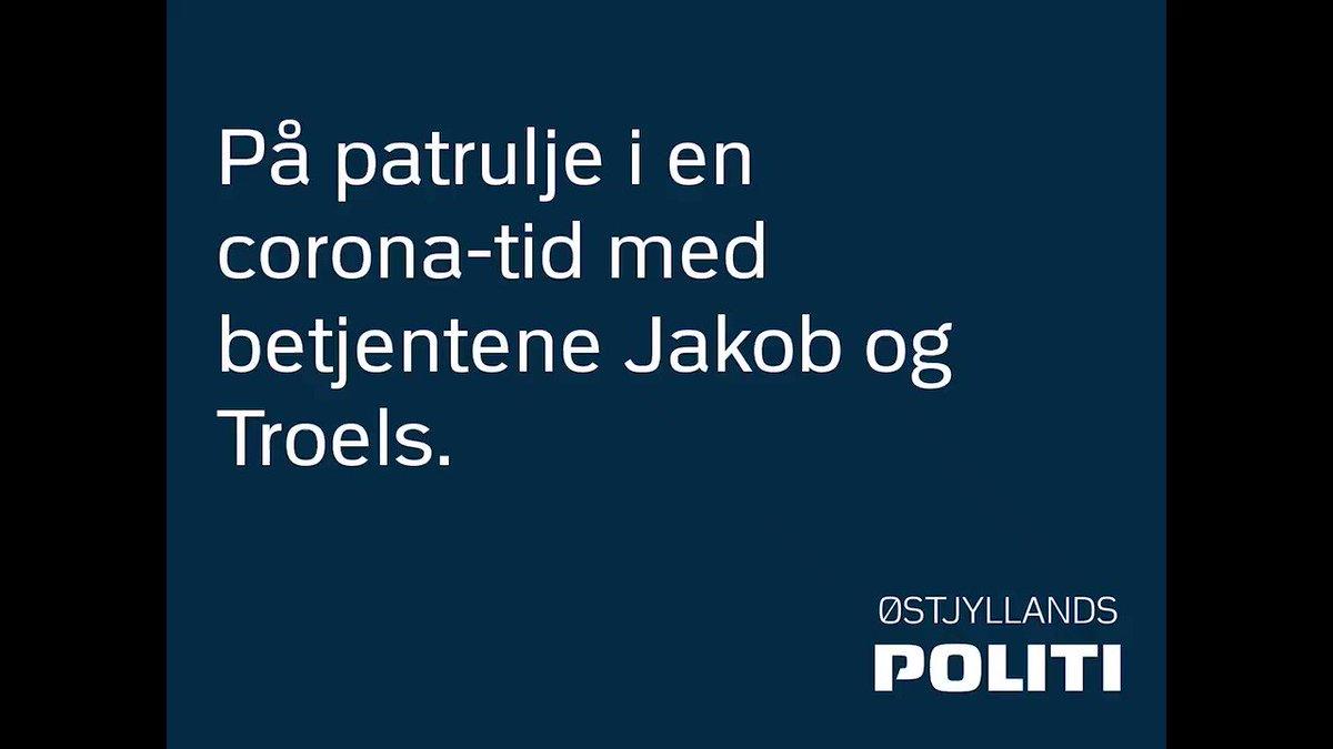 Tak til alle jer, som er gode til at følge anbefalingerne. Det er med til at give tid til at løse vores andre opgaver, som at sikre tryghed i trafikken og at være i dialog med de borgere, der har brug for vores hjælp. Det nytter, når vi står sammen. /Østjyllands Politi #politidk https://t.co/he1nT8rsad