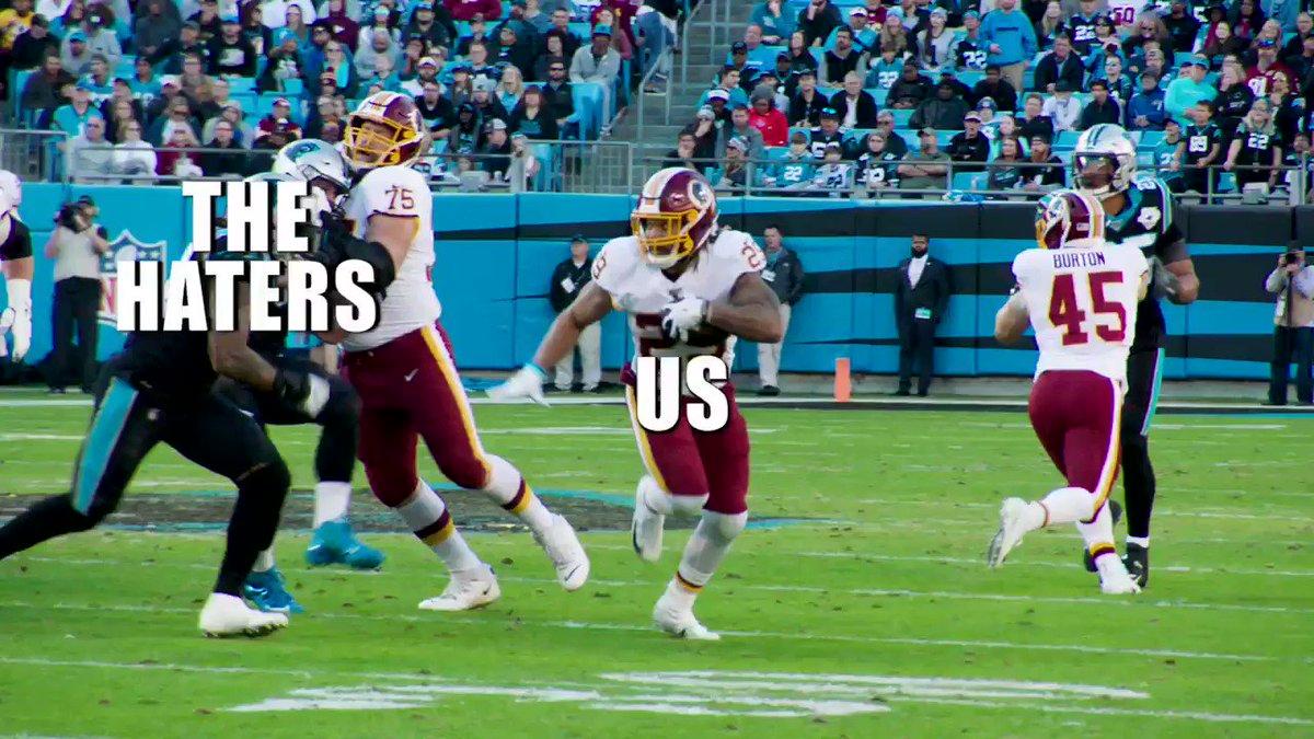 @Redskins's photo on #fridayvibes