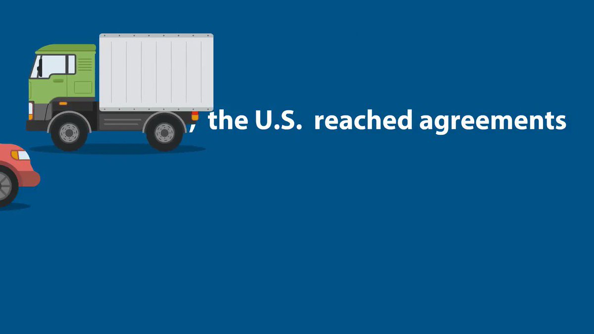 Are your grocery store shelves full? Thank a truck driver and a @CBP officer! In just a week of restrictions on nonessential travel, CBP reported a 13% increase in commercial traffic across our borders, while travel plummeted. @DHSgov is keeping our vital supply chains open.