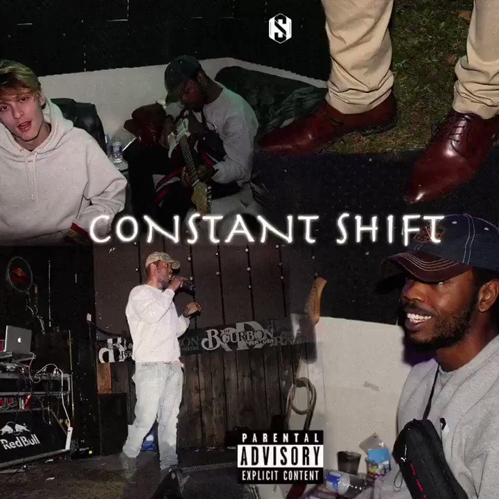 """Listen to music frm  @Smallz758 """"And I don't think this the way we supposed to live, only thing certain is we supposed to die. Got a couple things that's affecting me but I'm a man, they say niggas ain't supposed to cry""""  Constant Shift out now!  https://constantshift.fanlink.to/cHt5pic.twitter.com/9d8IaSLjvK"""