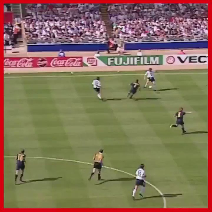 What was your favourite Euro 96 goal, mine was this Paul Gascoigne, what's yours?