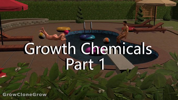 Pool #Growth Chemicals Pt.1 LIVE- (Ext. version on Phub) https://t.co/1UPpXOAvMw  Patreon- https://t