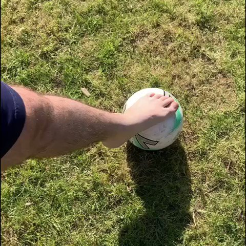 Stick it in that old thing! 🎯💥  Well done Ben & his son Joshua for this #MitreChallenge Submission.  #AllYouNeedIsABall #Mitre