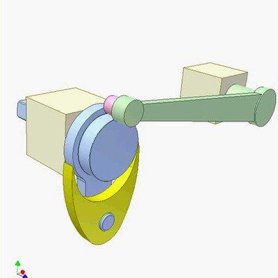 Disk Cam Mechanism