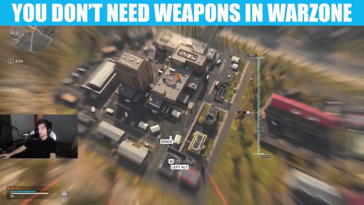 GET TO THE CHOPPA! #Warzone #CallofDuty #CallofDutyWarzone @MitchJonez