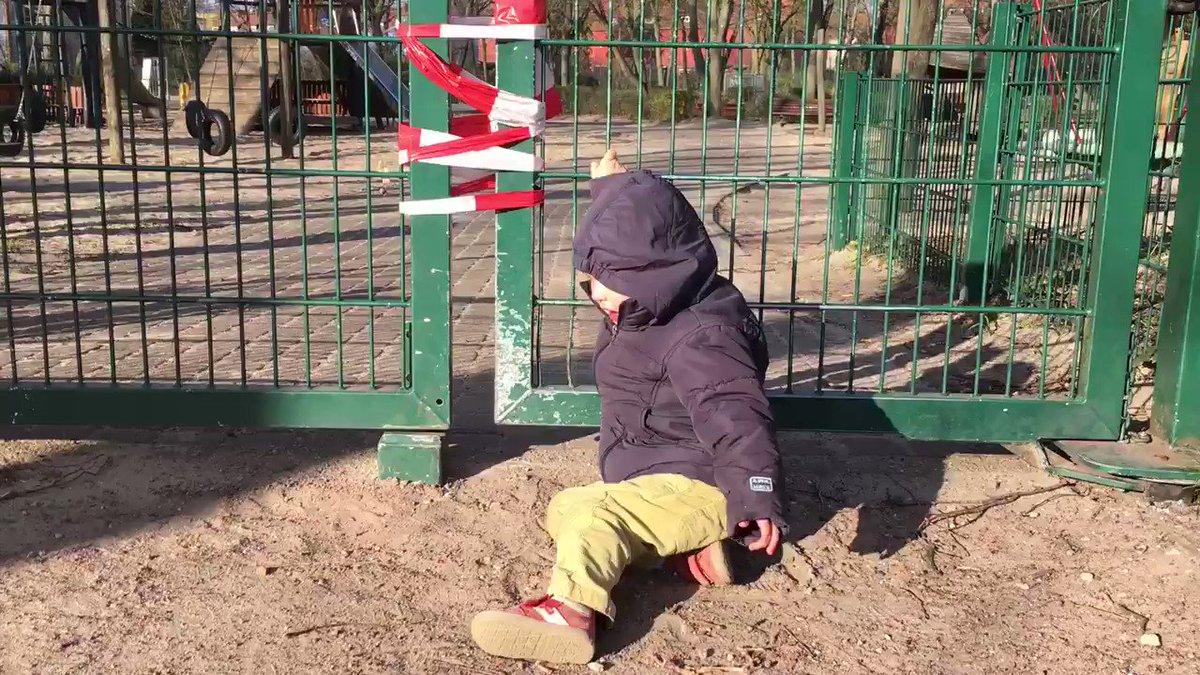 Image for the Tweet beginning: Die #Coronakrise aus Kindersicht.