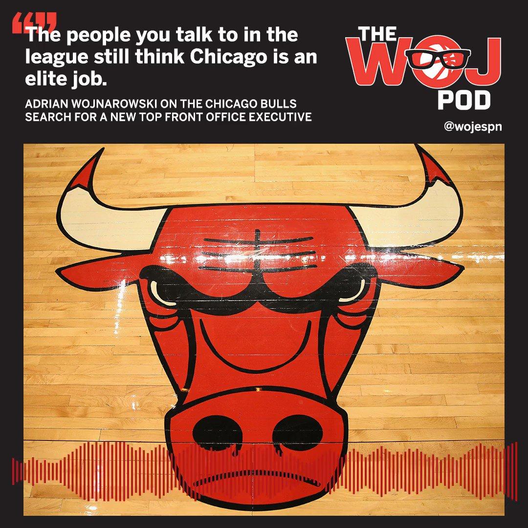 Full episode of The Woj Pod with @BobbyMarks42: open.spotify.com/episode/47zhUT…