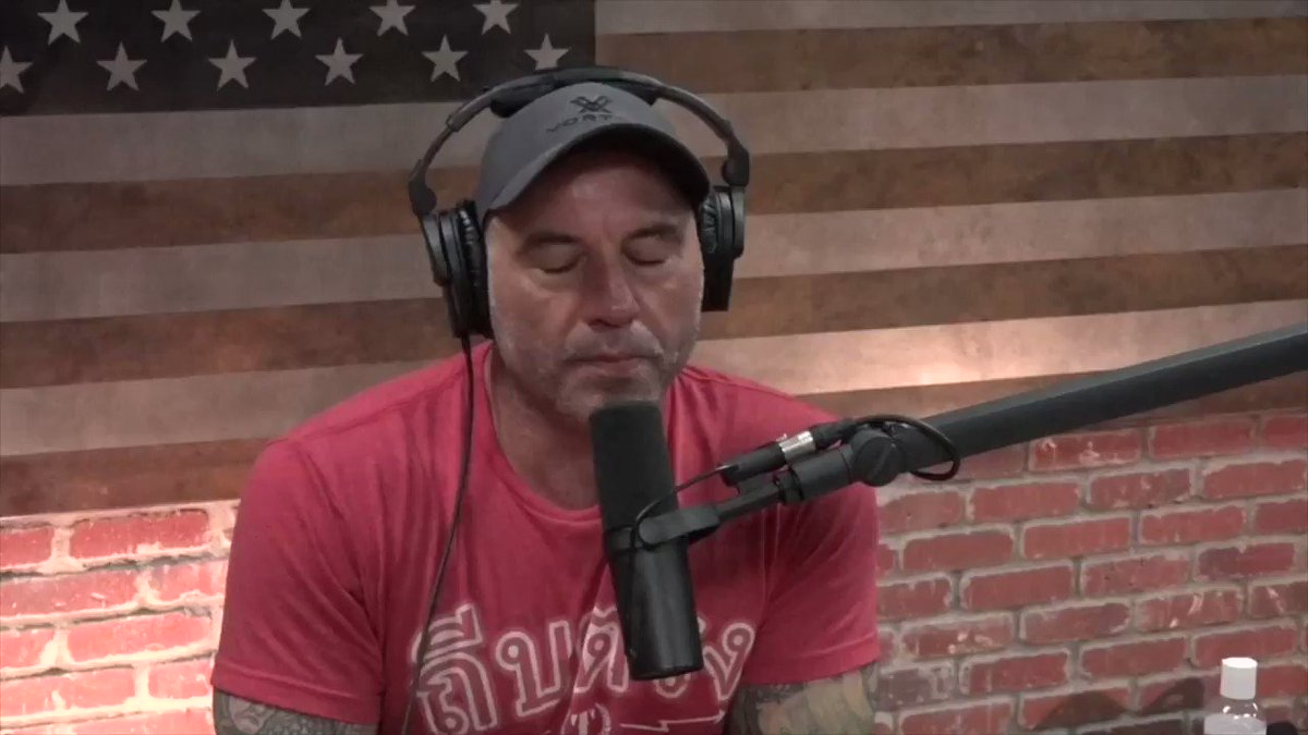 Joe Rogan does not represent the party line voter you need to win the primary.  Joe Rogan DOES represent the independent voter you need to win the general.  #JEN2020 #NotMeUs #FoodForThought   pic.twitter.com/tLvXhPKuwL