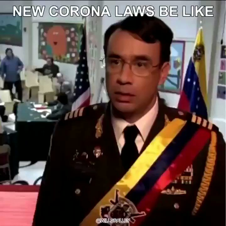 This is how it's going to be from now on... #LatinAmerica #COVID2019pic.twitter.com/AG8eb4o1wJ