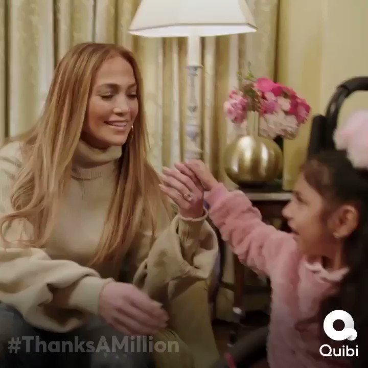 Meet the most special little girl I've ever met.  Watch this SHEro on #ThanksAMillion tomorrow, only on @quibi. Can't wait for you to see it! @egt239 #NuyoricanProductions @B17Ent http://link.quibi.com/watchnowpic.twitter.com/P5EdK7cqXF