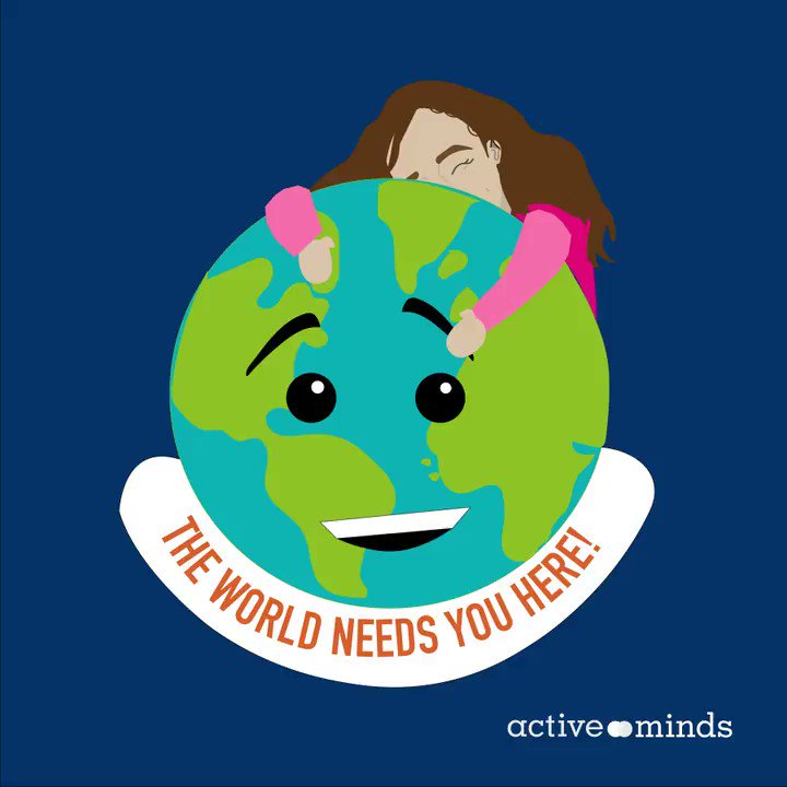 Make sure someone remembers this today. Even if that someone is you. 🌎#NeedYouHere