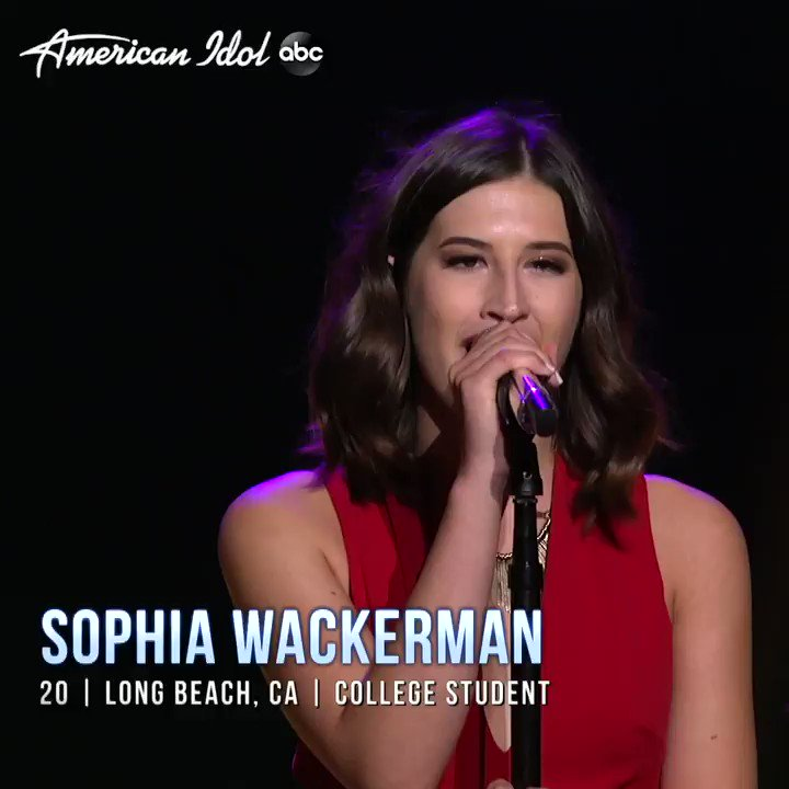 I have no problem throwing @LukeBryanOnline and @LionelRichie under the bus, especially when I win the argument  It ain't nothing but a hair flip hinny! You earned that top 20 spot @SophiaWackerman! #AmericanIdol @nickjonaspic.twitter.com/srZN21OivL