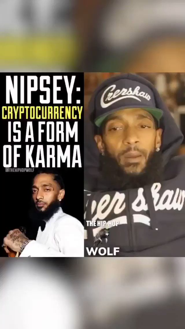 """During this 2018 interview, Nipsey Hussle says he believes cryptocurrency is a form of karma for the banks' """"crooked model"""" #NipseyHussle #HipHopNews #Nipsey #RapNews #TheMarathonContinues #HipHopHeads #TMC #Coinbase #HipHopBlog #RIPNipsey #YG #Akademiks #HipHopMediapic.twitter.com/pJDPcg3Typ"""
