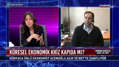 Dünyanın en iyi ekonomistlerinden Prof. Daron Acemoğlu dünyada ekonomik krize yol açabilecek 5 sorunu ve 5 madede devletlerin yapması gerekenleri anlattı. İşte Korona salgınının yarattığı 5 ekonomik problem👇🏼 (Çözümleri sonraki tweette) #AçıkveNet @HaberturkTV