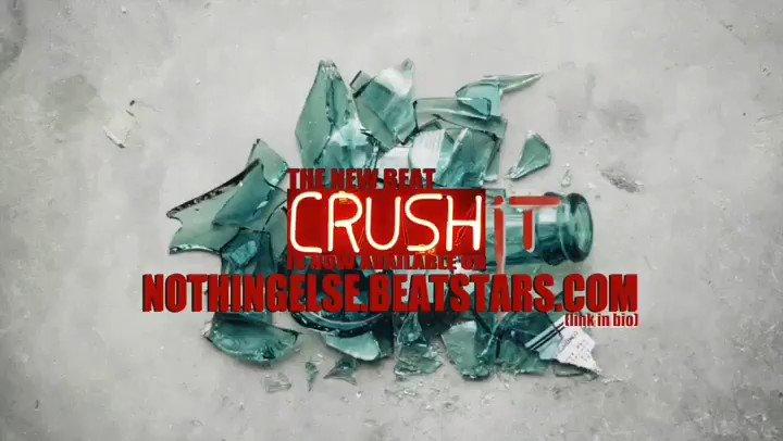 """Crush It"" is out now on http://nothingelse.beatstars.com. Lemme know if ya dig it!  #HipHopBeats2020 #RapBeats2020 #HipHopInstrumental #HipHopInstrumentals #RapInstrumental #RapInstrumentals #UndergroundBeats #BeatsForRappers #BeatsToRapTo #BeatStars pic.twitter.com/lEW5fKZIX3"