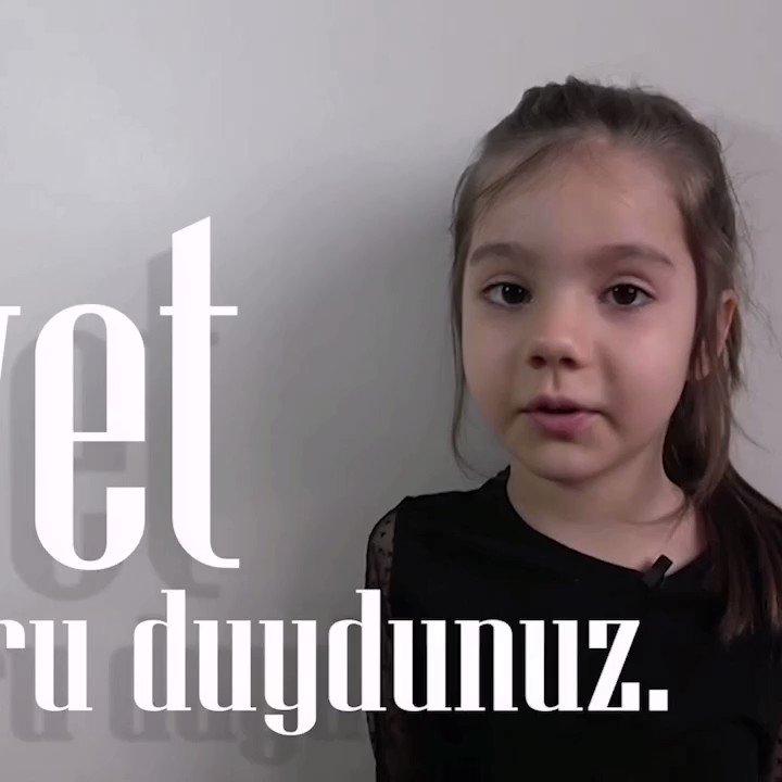 """Zeynep Bektaş в Twitter: """"Sen de çok özelsin pek tatlı cici kız ..."""