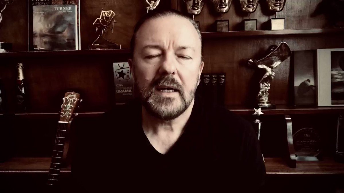 Thank you for standing with us at this difficult time @rickygervais. The effect of this crisis on our sanctuaries is becoming more and more severe each day. Please give what you can, we urgently need your support. Thank you. Please visit: internationalanimalrescue.org/helpnow