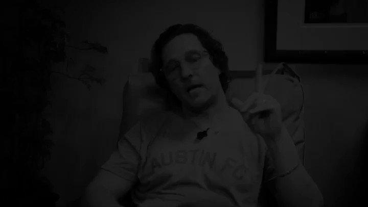 #McConaugheyTakes