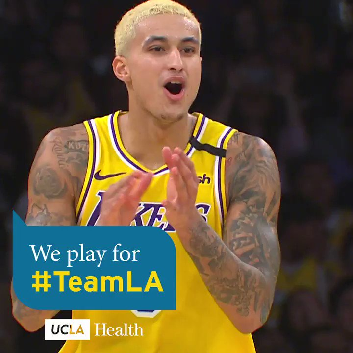 Los Angeles Lakers @Lakers