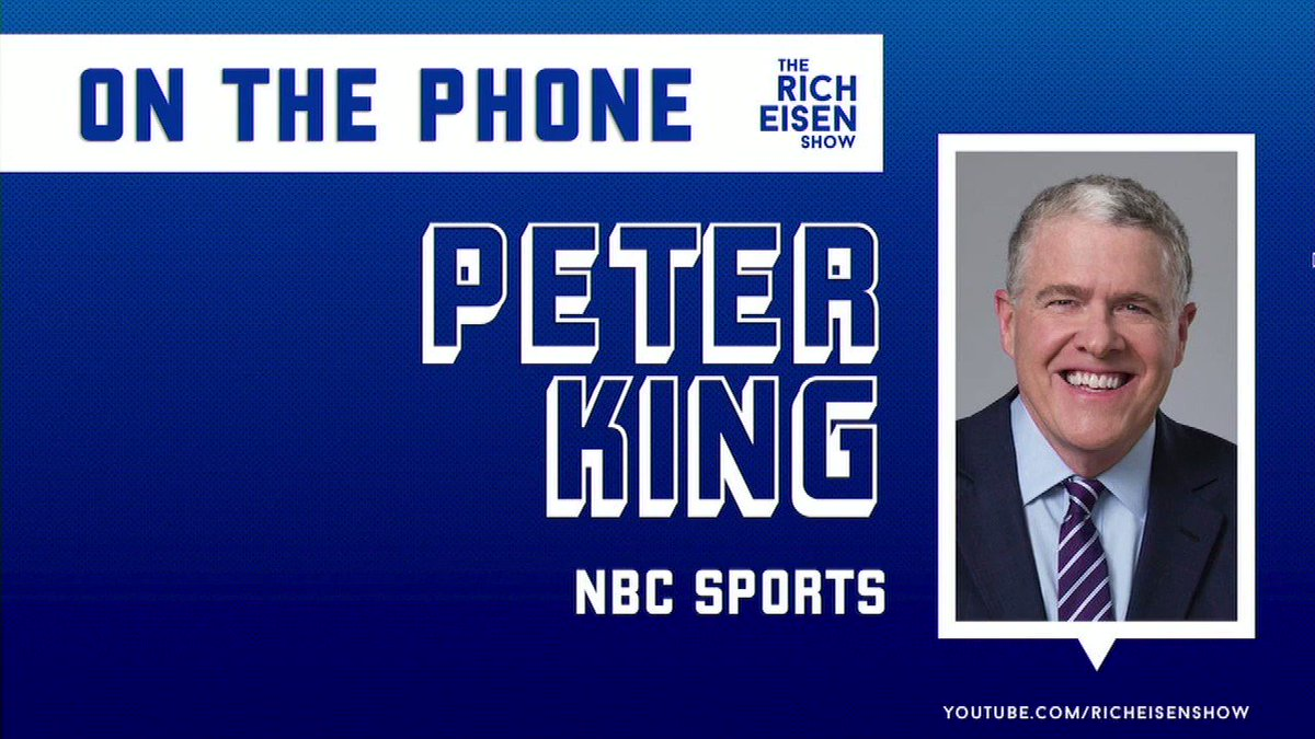 Peter King: If Joe Burrow is clearly the top QB on their board, the #Dolphins should trade four number one picks to move up from #5 to #1. @RichEisenShow