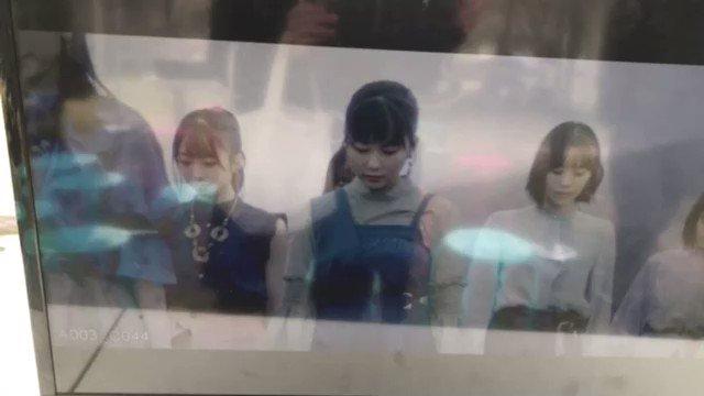 HKT48新曲MVが解禁されました❣️オフショット動画どうぞっ!夜に、私のインスタにオフショット動画集を載せちゃおっと〜🤫😉