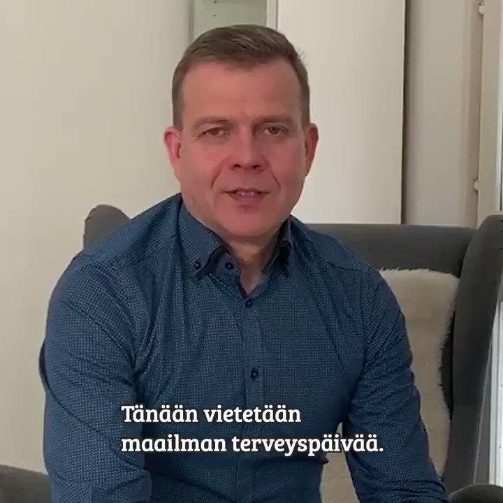"Image for the Tweet beginning: ""Juuri nyt paras kiitos kaikille,"