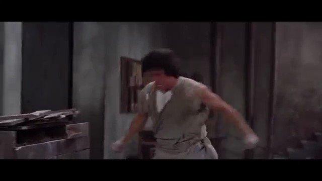Happy Birthday, Jackie Chan!  Drunken Master 2 - Dir. Lau Kar-leung, Jackie Chan [uncredited]