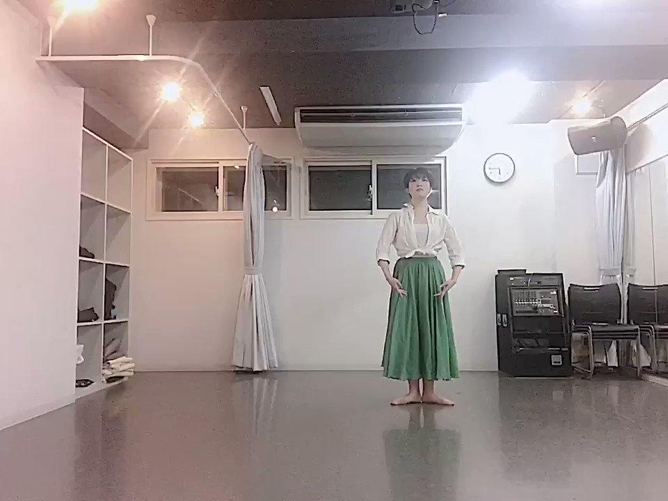 リクエスト頂いて踊ってみました!自粛がおさまったらリトライしたいと思います(OvO)#バレリーコ#踊ってみた