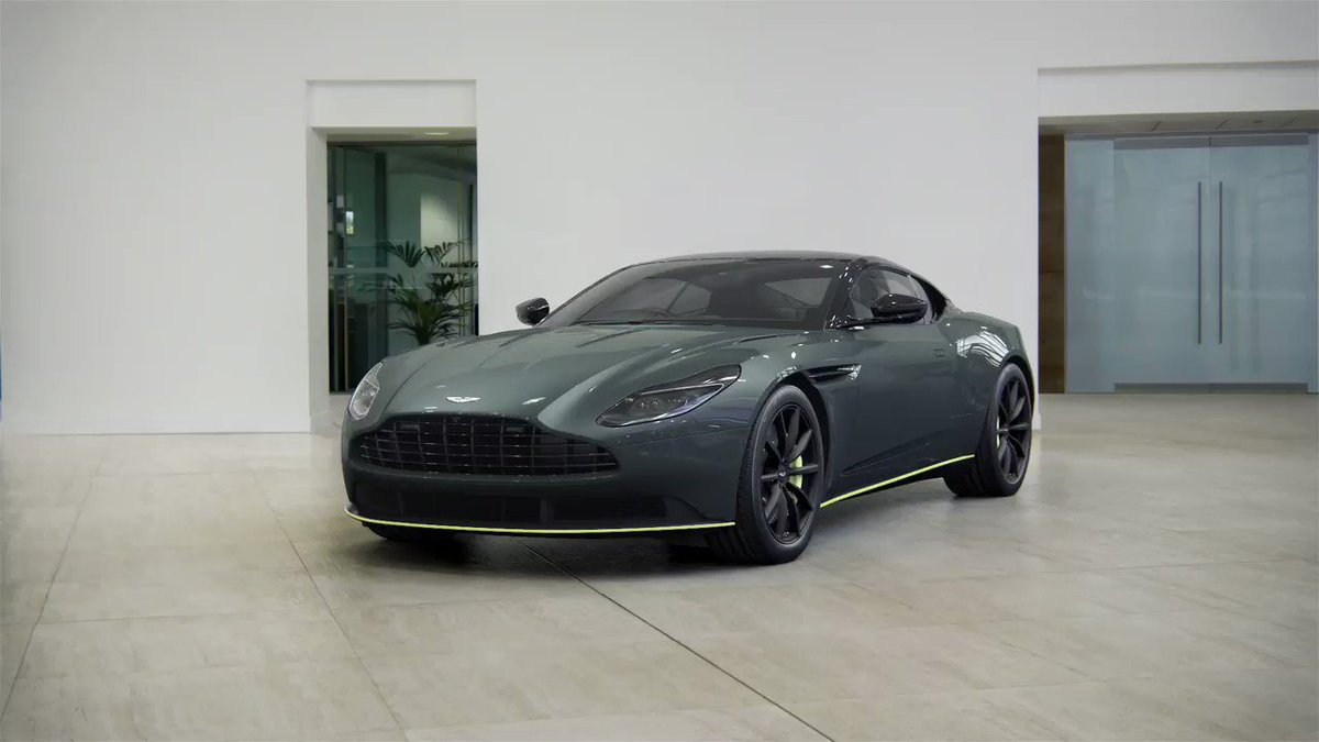 Image for the Tweet beginning: Have you tried our DB11