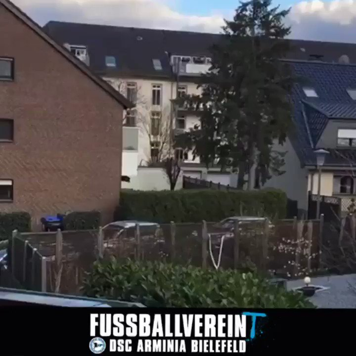 Image for the Tweet beginning: Mit der besten Nachbarschaft Bielefelds
