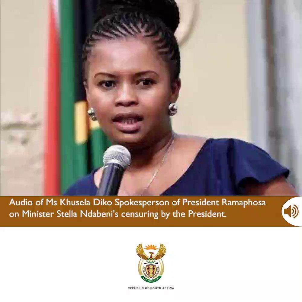 Presidency | South Africa ???????? on Twitter