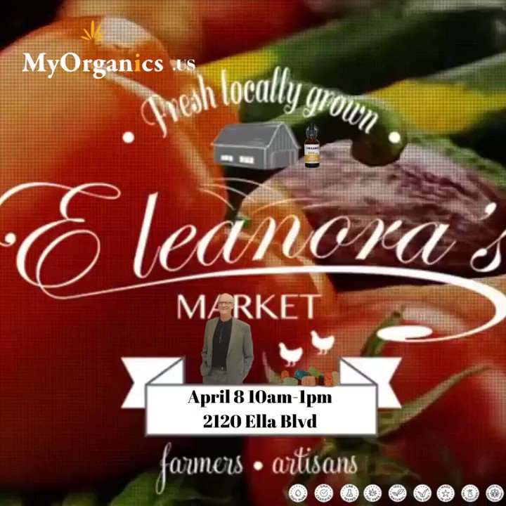 Social Distancing today at Eleanora's. Come out and support your #localbusiness. #farmersmarket #socialdistancing #HTXoutdoors @eleanoras #nocontact #shoplocal #abc13houston #khou11 #kprc2