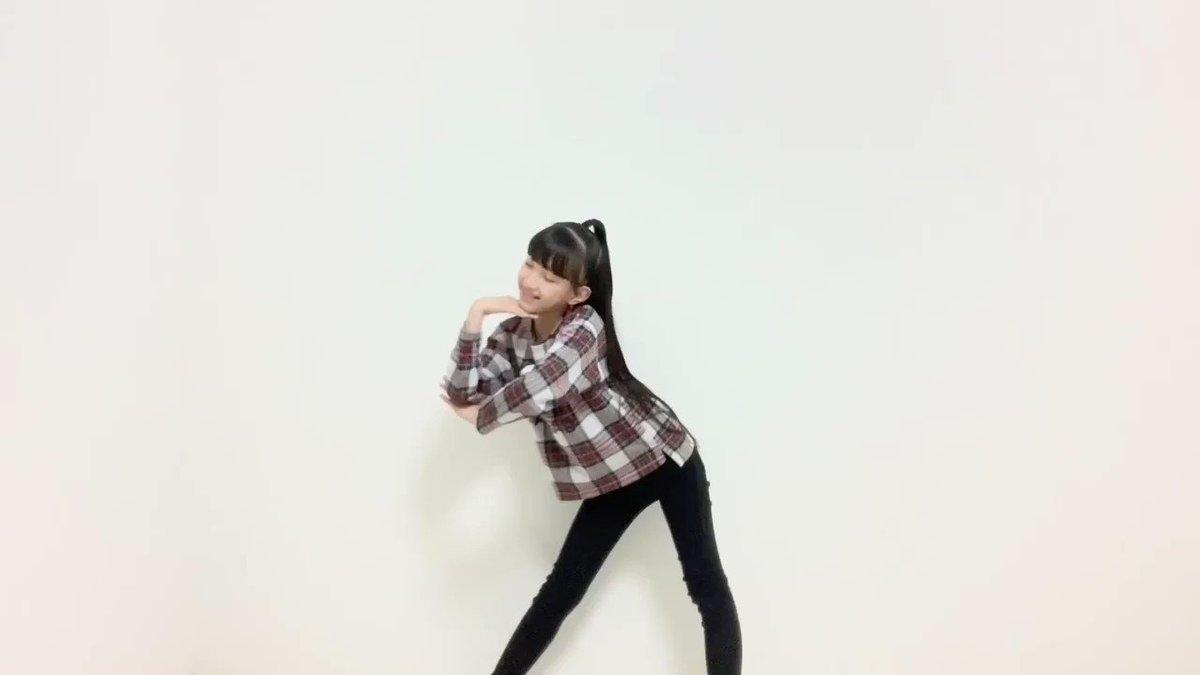 こんばんさぁたん🌸久々のリクエストコーナー❣️今日は、#おはガール from #Girls2 さんの #おはようのスマイル を #踊ってみた よ🎶Girls2さんはみんなダンスが上手だから、さぁたんのアコガレ🥺ラビ8も頑張らなくちゃねっ💪飼育係さん、いつも応援ありがとう💓