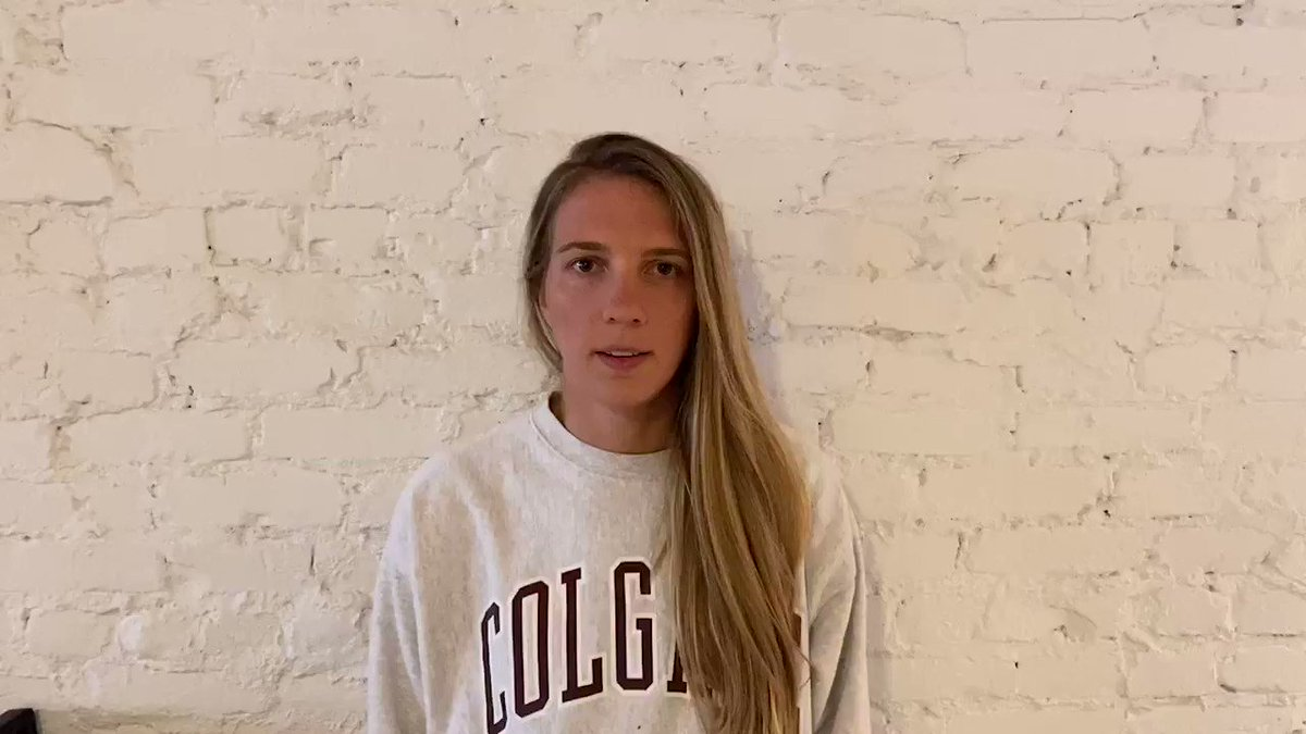 Appreciating all of our Raiders past and present!   Hear from @ColgateWIH's Kiira Dosdall '09 as we continue to highlight #NationalStudentAthleteDay! https://t.co/gtwM9xrv84