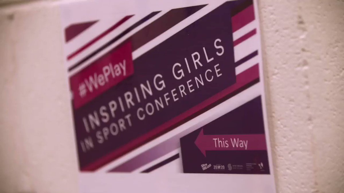SPORT IN FOCUS   SWIMMING  #WePlay is the annual Swim Ireland conference inspiring girls in sport. This year, with social distancing in-play, they are going to be taking it ONLINE.  Head on over to @SwimIreland early next week for the big reveal! They would LOVE to have you along
