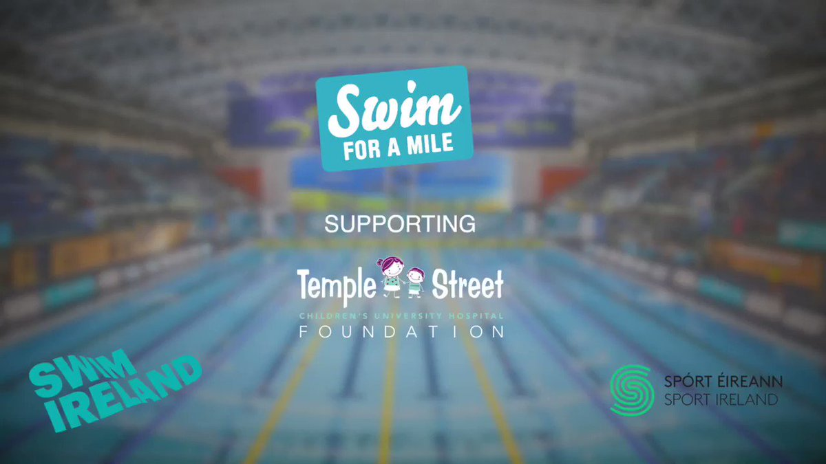 Swimming.  Tempted to give it a go after today? Best place to start is with the @swimforamile challenge with @swimireland   It's all about becoming a more confident swimmer, while making a few new friends on the way with free clinics and timed events.   Set that as your target!